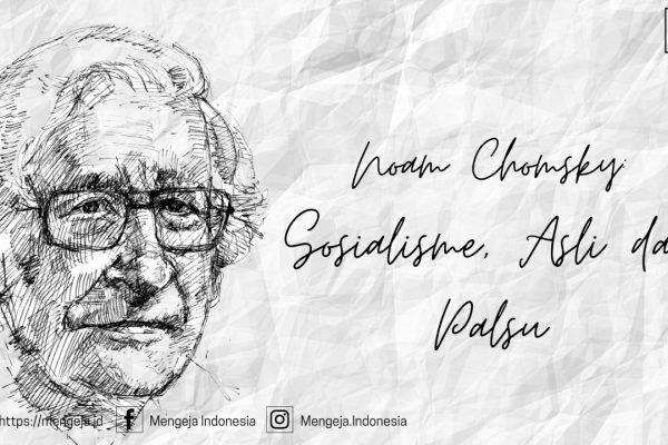 Noam Chomsky: Sosialisme, Asli dan Palsu