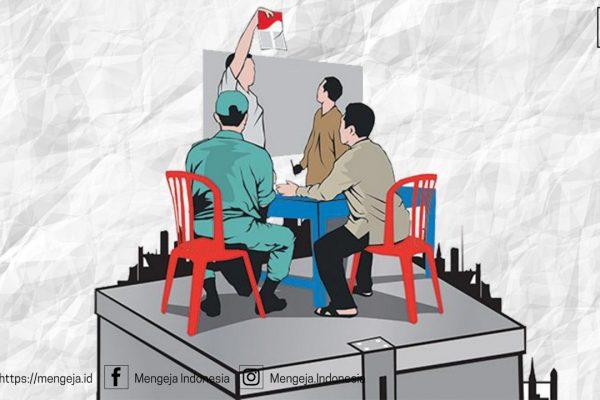 Merajut Partisipasi Pengawasan Pemilu