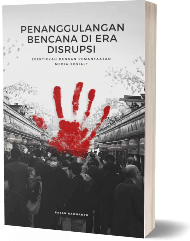 Book Cover: Penanggulangan Bencana di Era Disrupsi