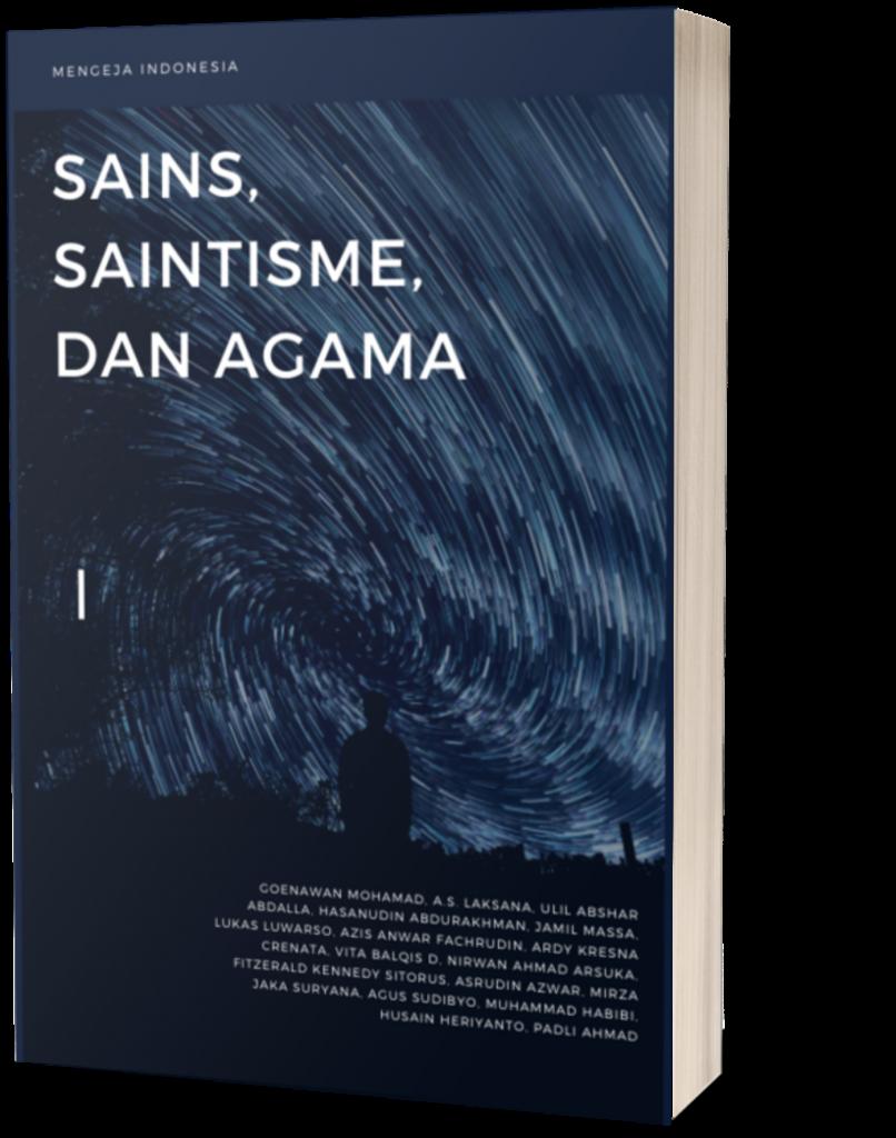 Book Cover: Sains, Saintisme, dan Agama
