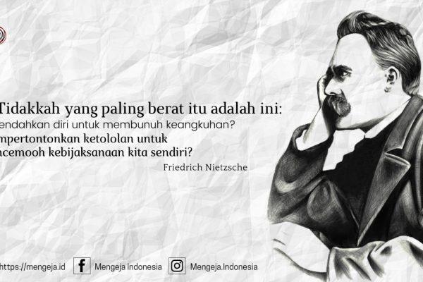Teroristik Dalam Pandangan Genealogi Moral ala Nietzsche