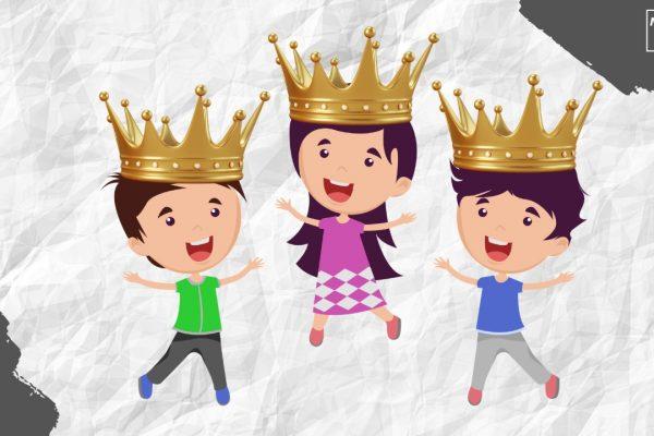 Anak adalah Raja, Pembawa Obor dan Pemegang Kedaulatan Masa Depan