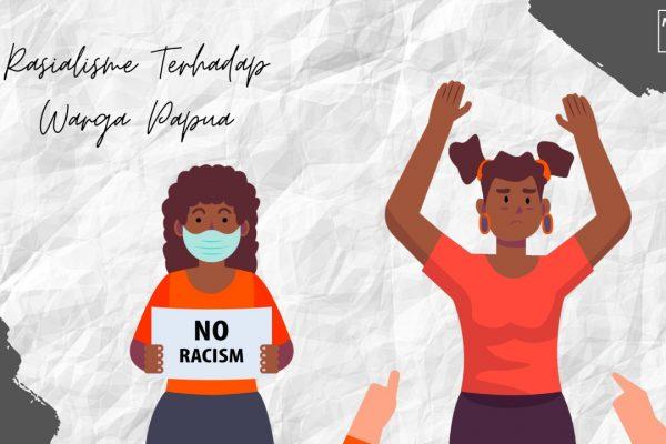 Rasialisme Terhadap Warga Papua dalam Kekerasan Mahasiswa di Indonesia